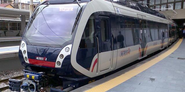 Circumvesuviana treno Pininfarina