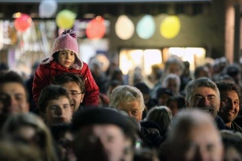 Commercio cittadino natalizio