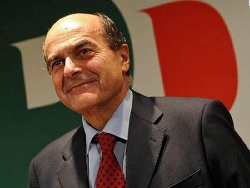 A San Giorgio a Cremano Bersani al 75,5 percento