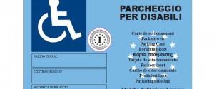 """Nuovo contrassegno per disabili, la Polizia Municipale lancia la campagna """"Sei sulla buona strada"""""""