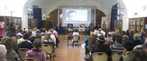 Successo per la presentazione de La filosofia di Massimo Troisi