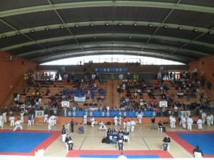 torneo nazionale di Karate e San Giorgio a Cremano