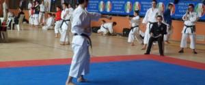 San Giorgio a Cremano capitale italiana del Karate nel week end. Combattimenti spettacolari e centin...