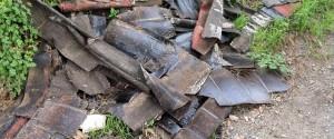 Via Patacca dopo due mesi si rimuovono i rifiuti speciali, dal Comune: Non ne sapevamo nulla