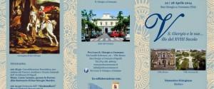 Dal 22 al 28 aprile a San Giorgio a Cremano la XVI Settimana della Cultura