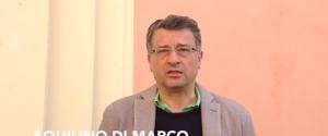 Aquilino Di Marco: digital candidato 2015 rispetto per la città ed i cittadini.
