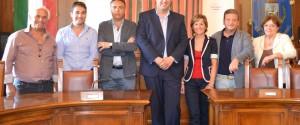 """Il sindaco Zinno ha nominato la nuova Giunta: """"Assessori scelti sulla base della loro esperienza, co..."""