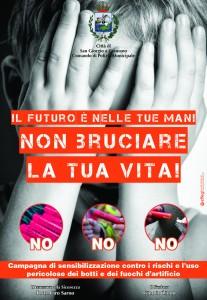 manifesto botti san giorgio 2014-15