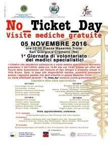 no ticket day