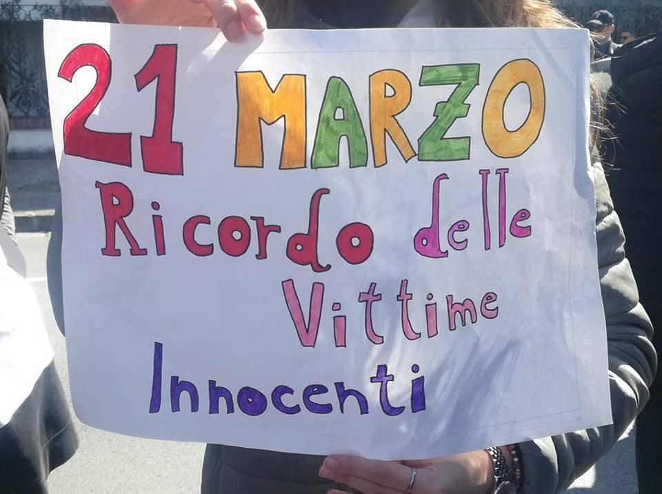 21 marzo: Giornata dell'Impegno Civico' a San Sebastiano al Vesuvio   STUDENTI E CITTADINI IN MARCIA...